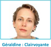 Geraldine: voyante et medium pure